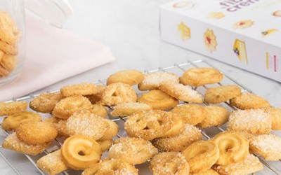Fiber Butter Cookies