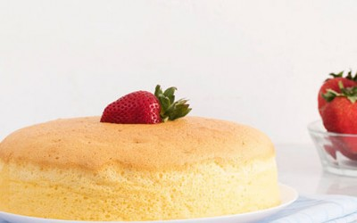 Puffy Japanese Cheesecake