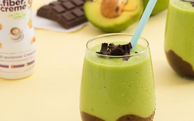 Avocado Chocolate Ice