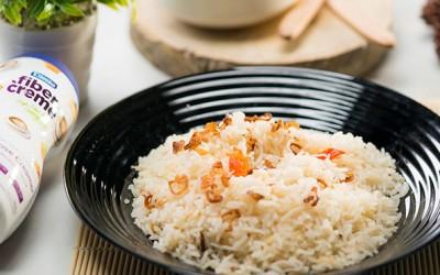 Nasi Uduk Ikan Teri