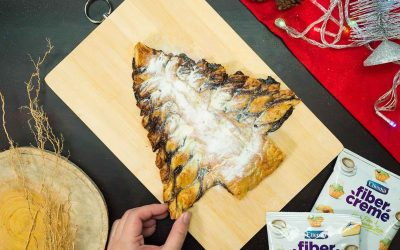 Chirstmas Tree Pastry