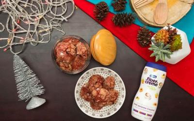 Redvelvet Crinkle Cookies