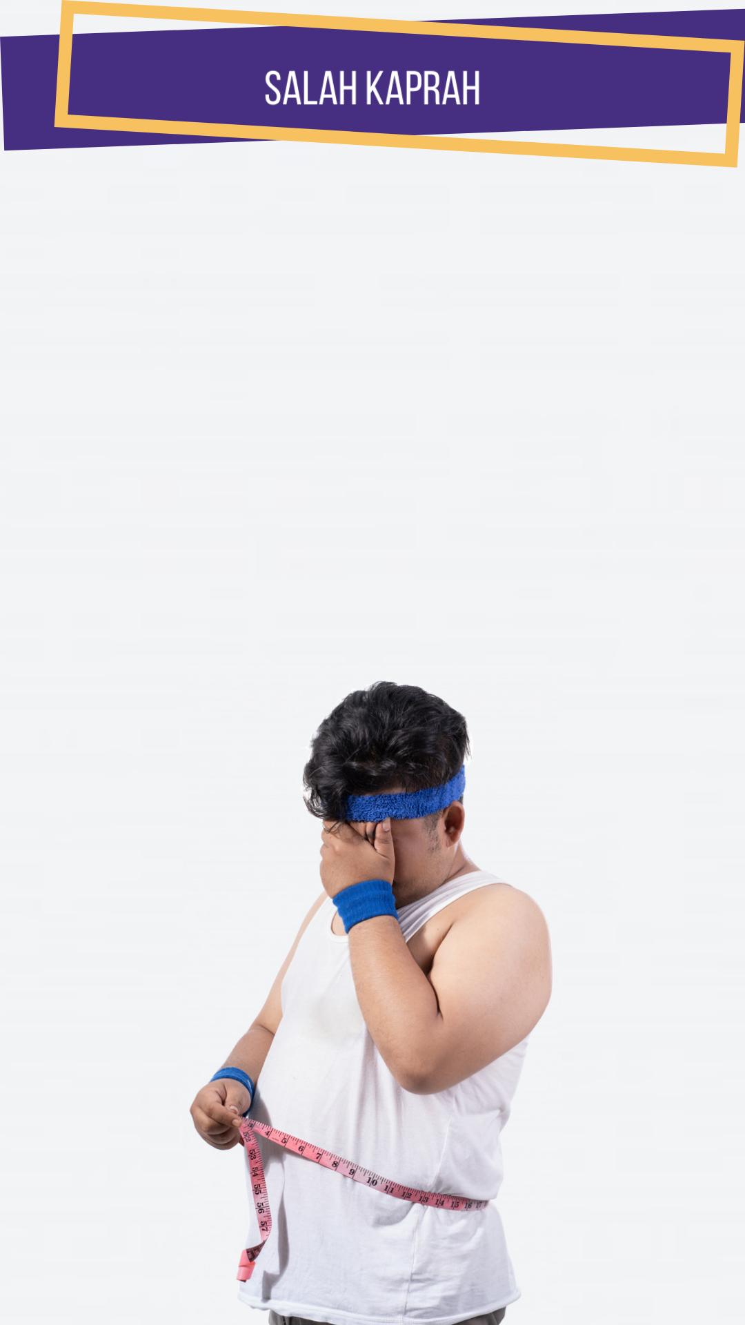 Libur Olahraga, Siap-Siap Otot Kamu Jadi Lemak