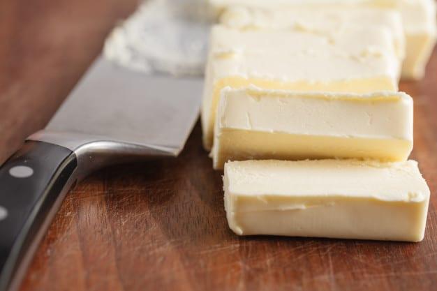 mentega dan margarin