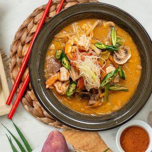 Spicy Creamy Jjampong