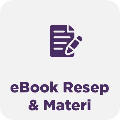 Ebook Materi & Resep