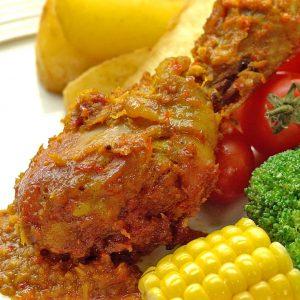 Resep Ayam Bakar Palembang FiberCreme