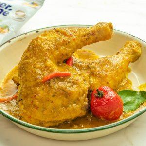 Resep Ayam Lodho Tulungagung