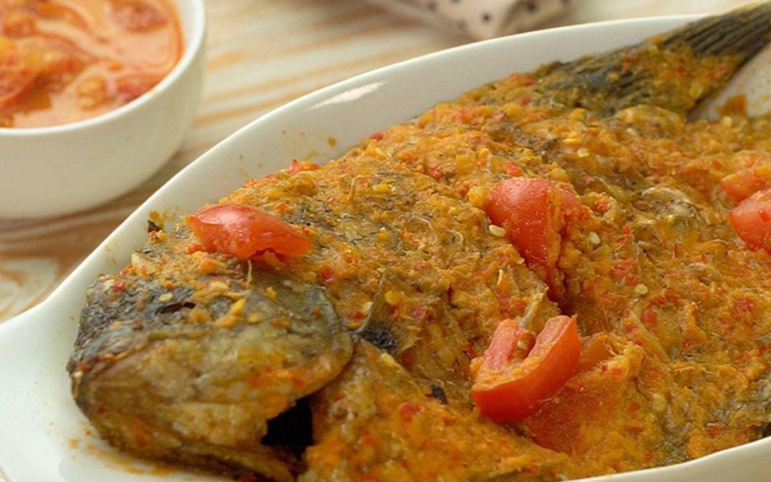 Resep Pecak Ikan Gurame Super Lezat