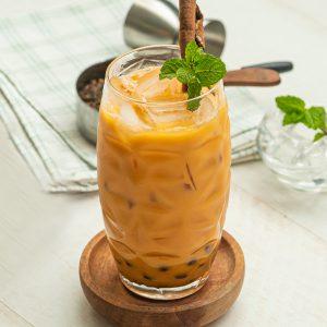 Resep Bubble Thai Tea