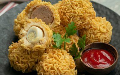 Resep Tahu Rambutan Daging Sapi