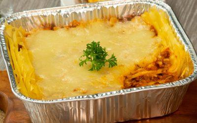 Resep Baked Bolognaise Lasagna