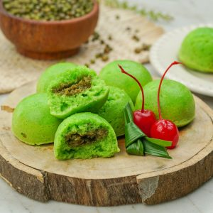Resep Bakpia Kukus Kacang Hijau