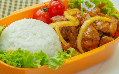 Resep Sarapan Sehat Ayam Saus Mentega