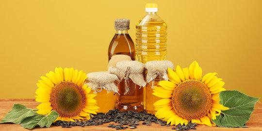 minyak goreng matahari