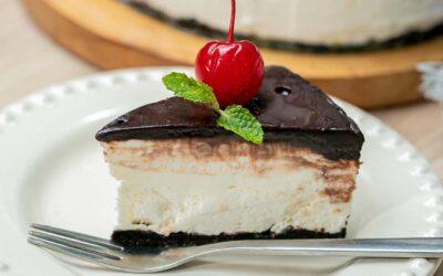 Resep Oreo Cheesecake Sehat
